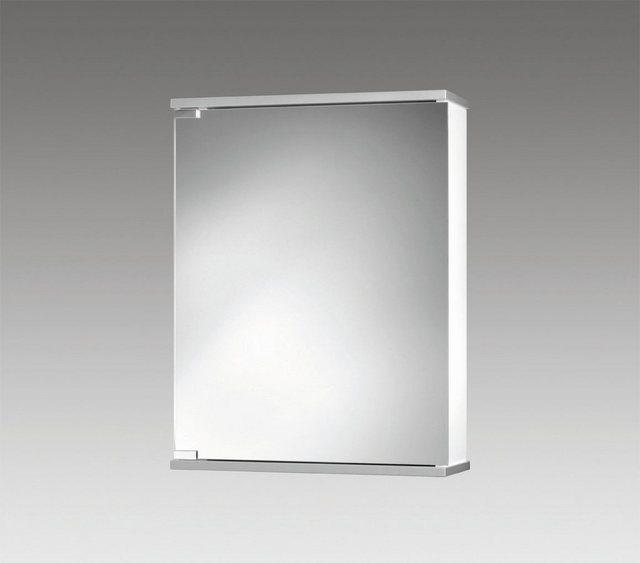 Spiegel - jokey Spiegelschrank »Entrobel« alu, 50 cm Breite  - Onlineshop OTTO