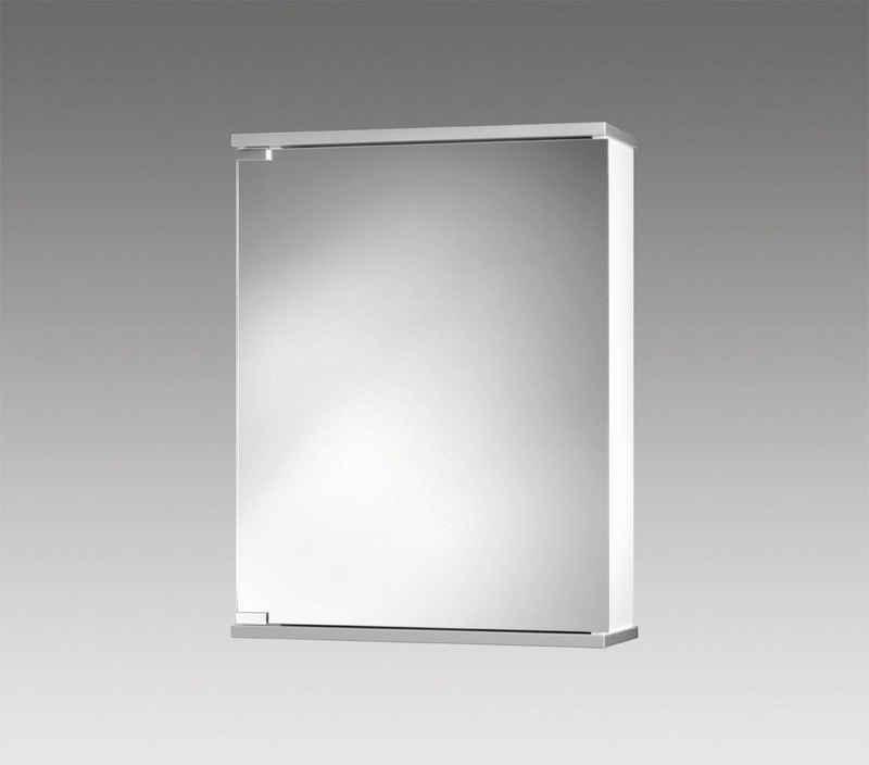 jokey Spiegelschrank »Entrobel« alu, 50 cm Breite