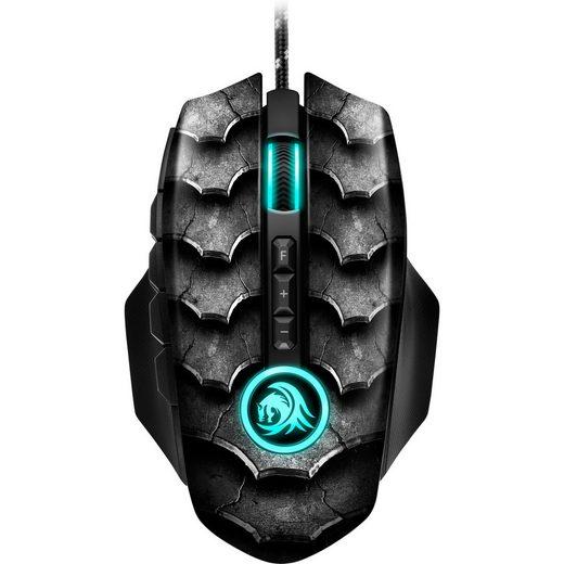 Sharkoon »Drakonia II Black« Tastatur