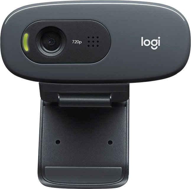 Logitech »C270« Webcam (HD)