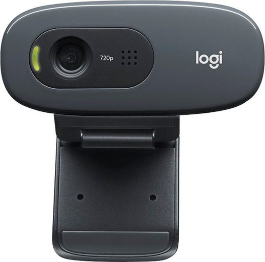 Logitech »C270« Webcam (HD)