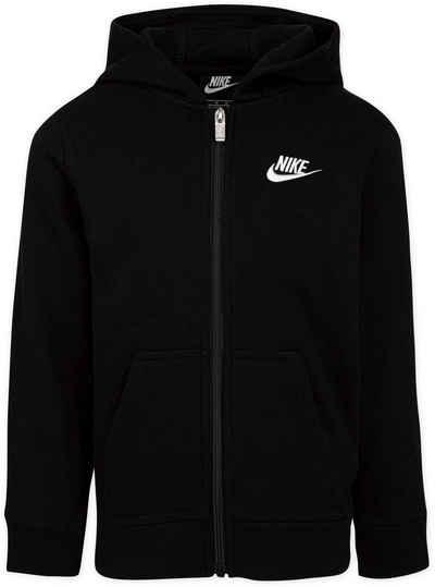 Nike Sportswear Kapuzensweatjacke »NKB CLUB FLEECE FZ HOODIE«