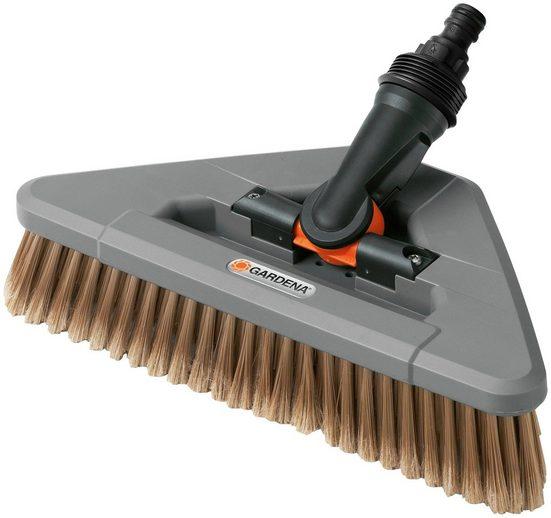 Reinigungsbürste »Cleansystem-Gelenk-Waschbürste, 5560-20«, GARDENA, direkt an Original GARDENA System anschließbar