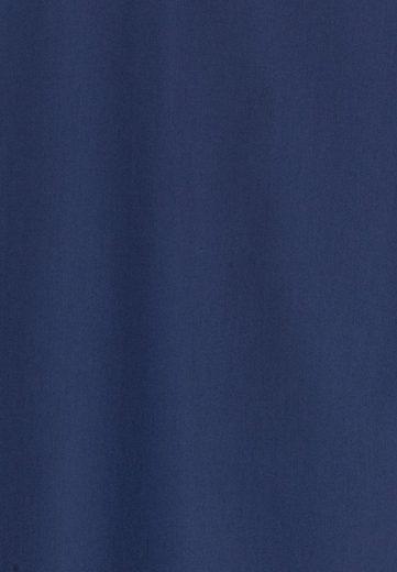 seidensticker Hemdbluse  Schwarze Rose  Langarm Kragen Uni