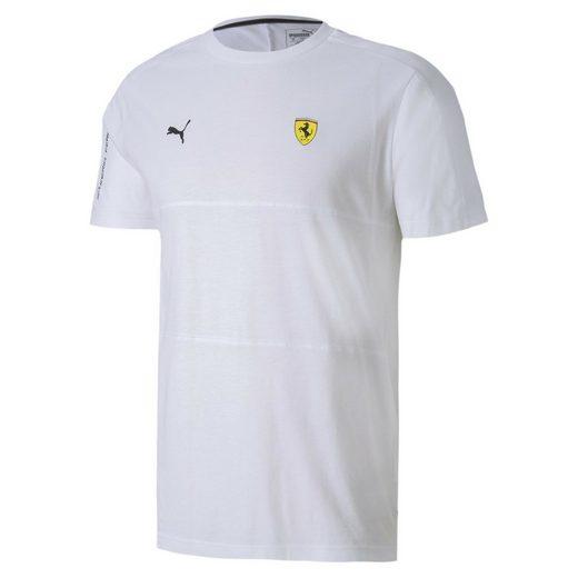 PUMA T-Shirt »Ferrari T7 Herren T-Shirt«