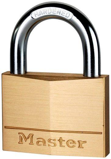 Master Lock Vorhängeschloss, Sicherheitsklasse 7, Messing