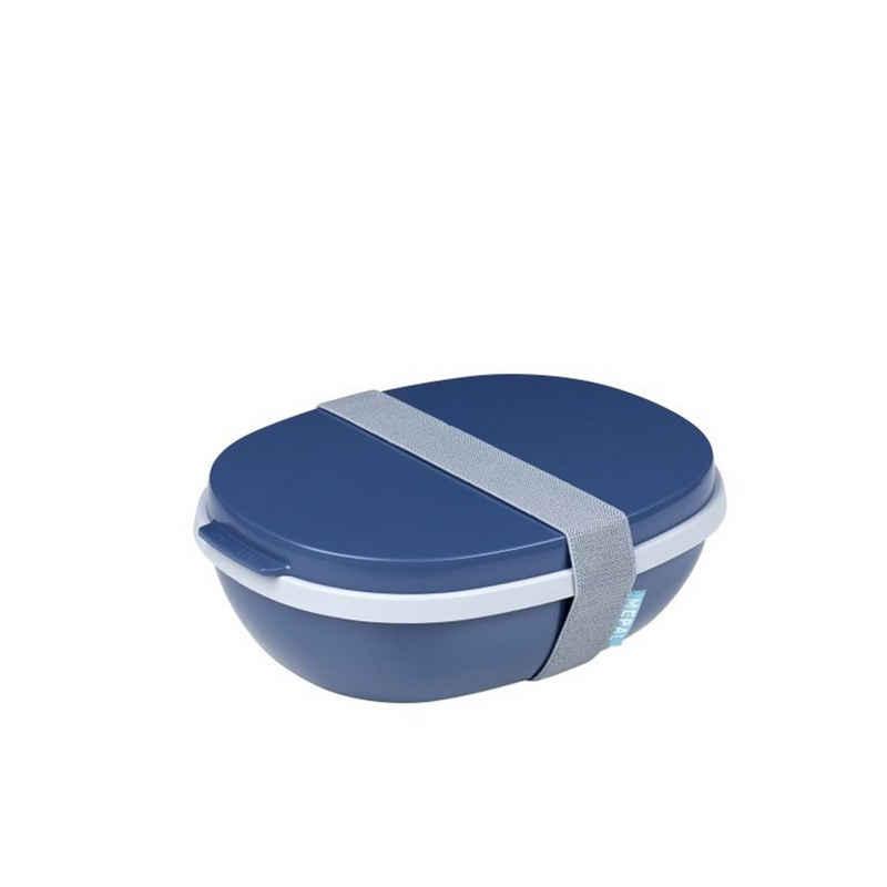 Mepal Lunchbox »Lunchbox Ellipse Duo«, Polypropylen, Thermoplastische Elastomere, (1-tlg)