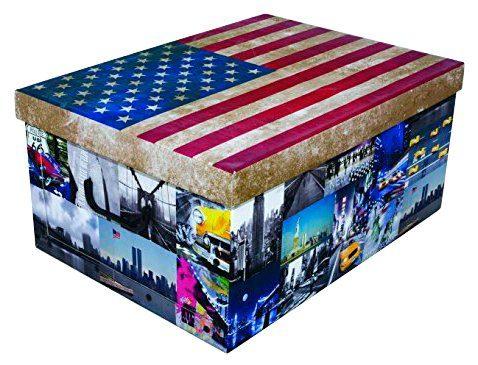 KREHER Aufbewahrungsbox »USA«