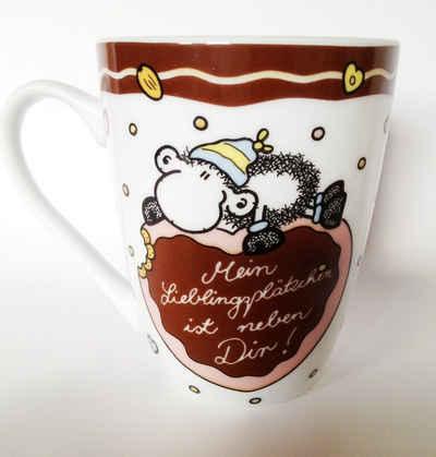 """Sheepworld Tasse »Limited Sheepworld Wintertasse """"Mein Lieblingsplätzchen"""" Tasse Kaffeetasse«"""
