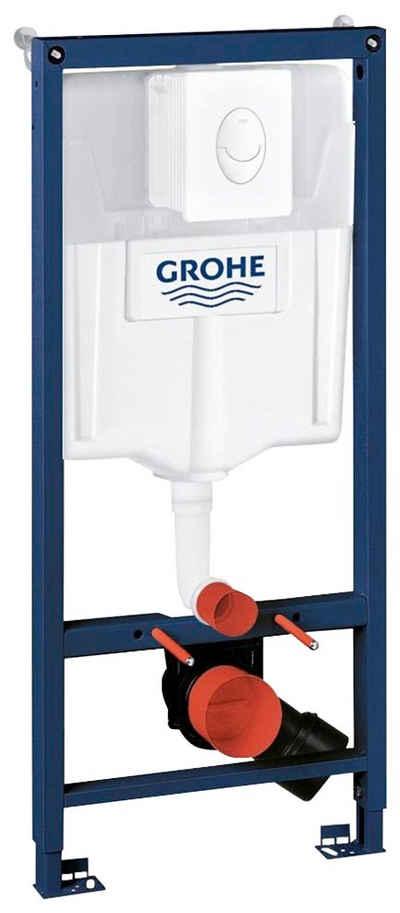 Grohe Vorwandelement WC, 3 St., mit Wassersparfunktion