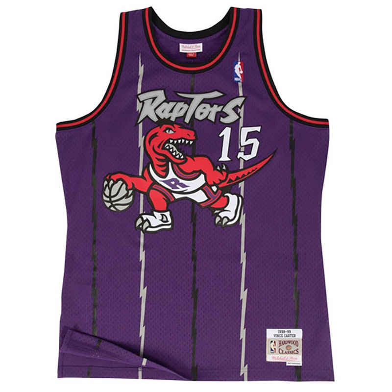 Mitchell & Ness Basketballtrikot »Swingman Jersey Toronto Raptors 199899 Vince Carter«