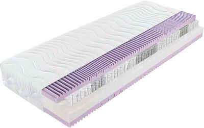 Taschenfederkernmatratze »Dorso TF 240 Cool«, ADA premium, 26 cm hoch, 1000 Federn, Aqua Cool Technologie
