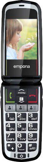 Emporia COMFORT Handy (6,1 cm/2,4 Zoll, 2 MP Kamera)