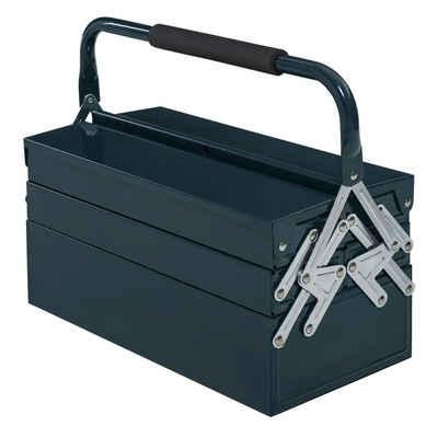Durhand Werkzeugbox »Werkzeugkoffer 5 Fach-Design«
