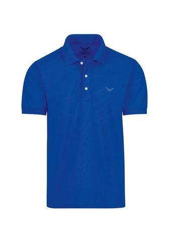 Trigema Polo marškinėliai in Piqué-Qualität