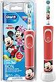Oral B Elektrische Kinderzahnbürste Kids Vitality 100 Mickey, Aufsteckbürsten: 1 St., Bild 2