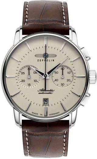 ZEPPELIN Chronograph »Atlantic, Seiko Schaltradchronograph, 8422-5«