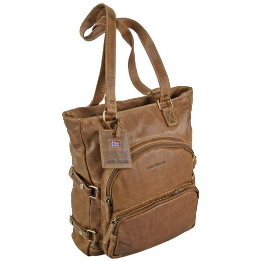 Greenburry Shopper »ExpeditionExpedition«, Leder
