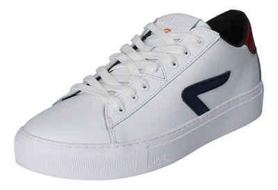 HUB »HOOK Z L31« Sneaker White Gravel Blue