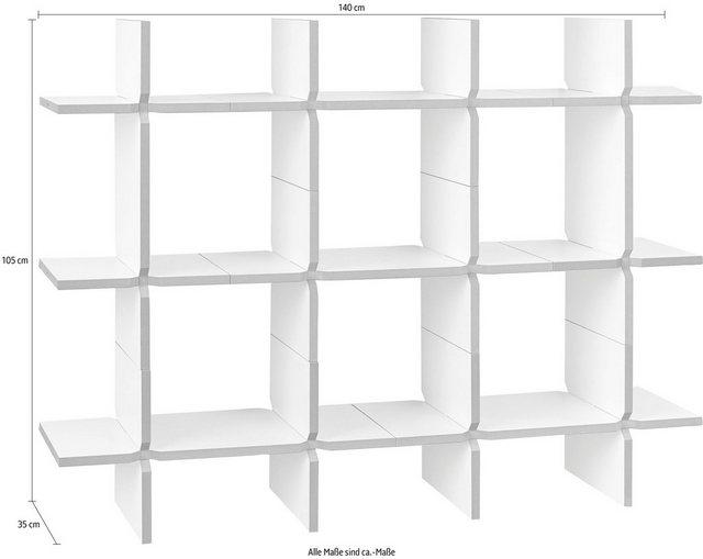 Küchenregale - Tojo Mehrzweckregal »solo Modul 6«  - Onlineshop OTTO