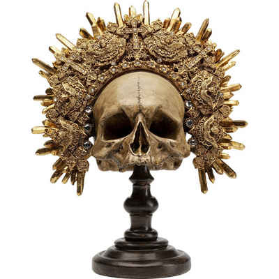 KARE Dekoobjekt »Deko Objekt King Skull«