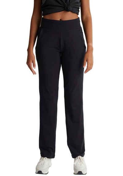 esprit sports Jogger Pants mit elastischem, breitem Hosenbund