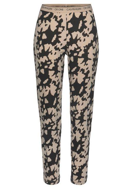 Hosen - Calvin Klein Pyjamahose mit Alloverdruck ›  - Onlineshop OTTO