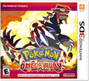 Pokémon Omega Rubin Nintendo 3DS