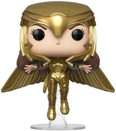 Funko Sammelfigur »Funko Pop! Heroes – Wonder Woman (Golden Armor Flying) #324«