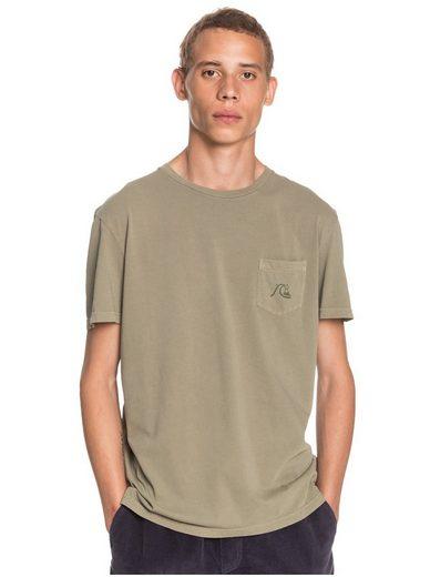 Quiksilver T-Shirt »Basic Bubble«