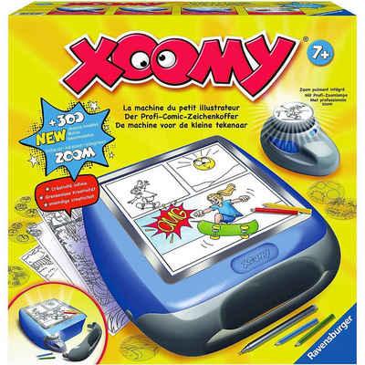 Ravensburger Malvorlage »Xoomy® Der Profi Comic-Zeichenkoffer«