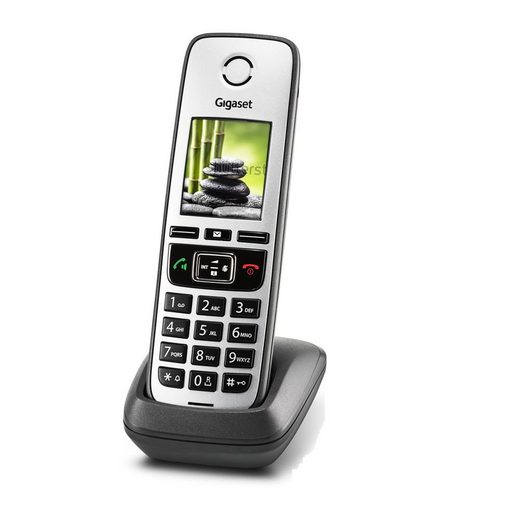 Gigaset »Gigaset FAMILY Universal Mobilteil« Schnurloses DECT-Telefon
