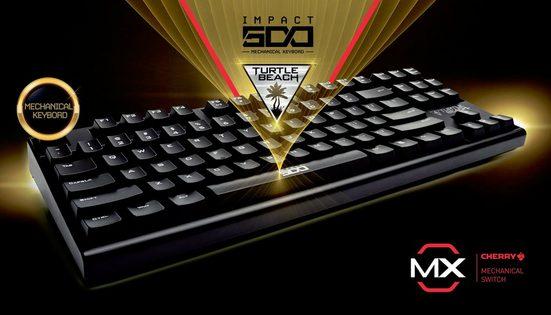 Turtle Beach »Gaming-Tastatur IMPACT 500 Mechanisch« Gaming-Tastatur