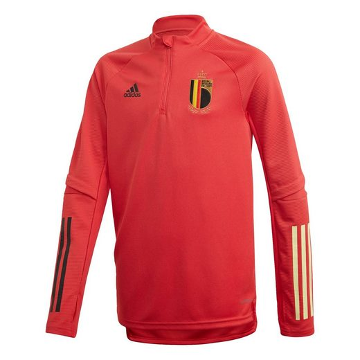 adidas Performance Sweatjacke »Belgien Trainingsoberteil«