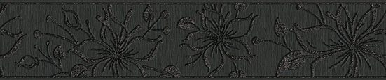 A.S. Création Bordüre »Only Borders«, aufgeschäumt, floral, mit Blumen, floral, Glitter, selbstklebend