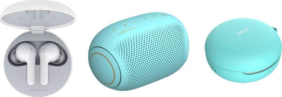 LG FN4 Macaron Jellybean Hardbundle In-Ear-Kopfhörer
