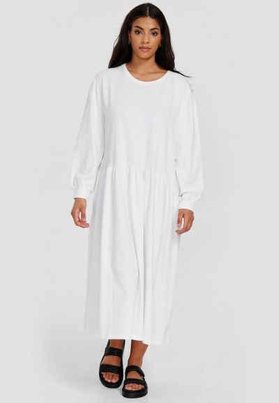 Cotton Candy Jerseykleid in Vintage-Design