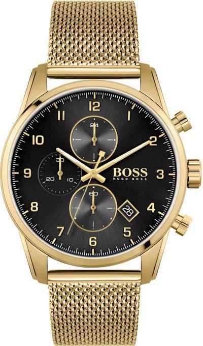 Boss Chronograph »SKYMASTER, 1513838«