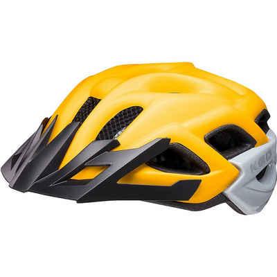 KED Helmsysteme Kinderfahrradhelm »Fahrradhelm Status Jr. S black blue matt«