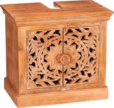 SIT Unterschrank Mit Holzschnitzereien