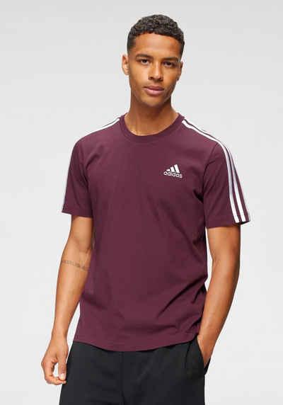 adidas Performance Trainingsshirt »MEN 3STRIPES SJ TEE«