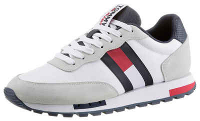 Tommy Jeans »RETRO TJM MIX POP RUNNER« Sneaker im Materialmix
