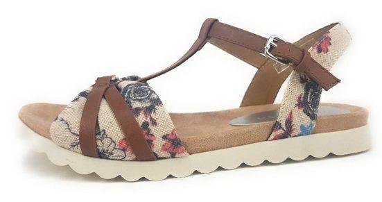 TOM TAILOR »Sandale« Sandale