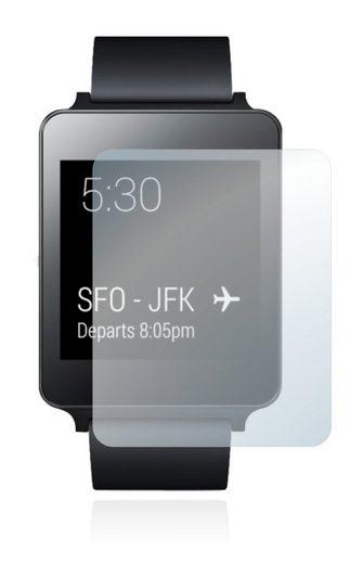 upscreen Schutzfolie »für LG G Watch«, Folie Schutzfolie matt entspiegelt