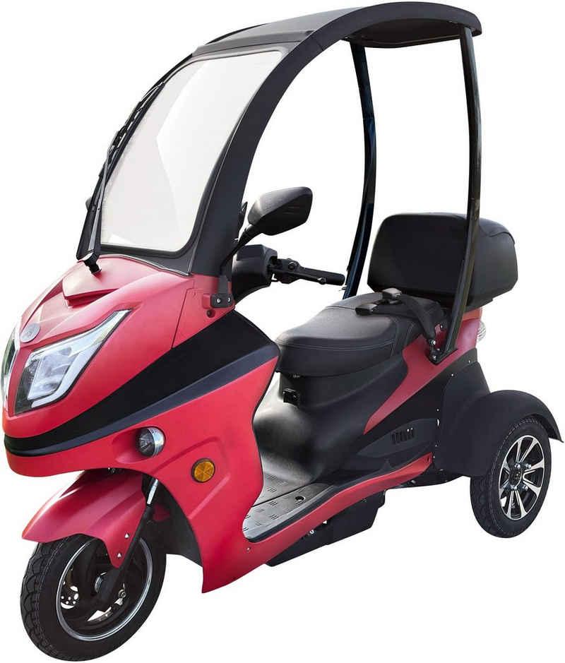 Santa Tina E-Motorroller »Lucca Trio«, 45 km/h