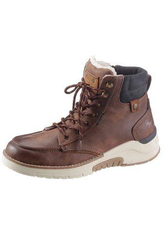 Mustang Shoes Žieminiai batai su paminkštintas Schaf...