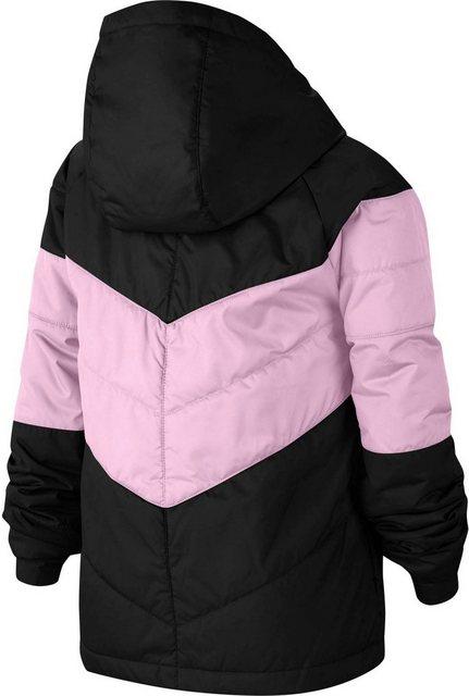Nike Sportswear Steppjacke »GIRLS NIKE SPORTSWEAR FILLED JACKET«   Sportbekleidung > Sportjacken > Steppjacken   Nike Sportswear