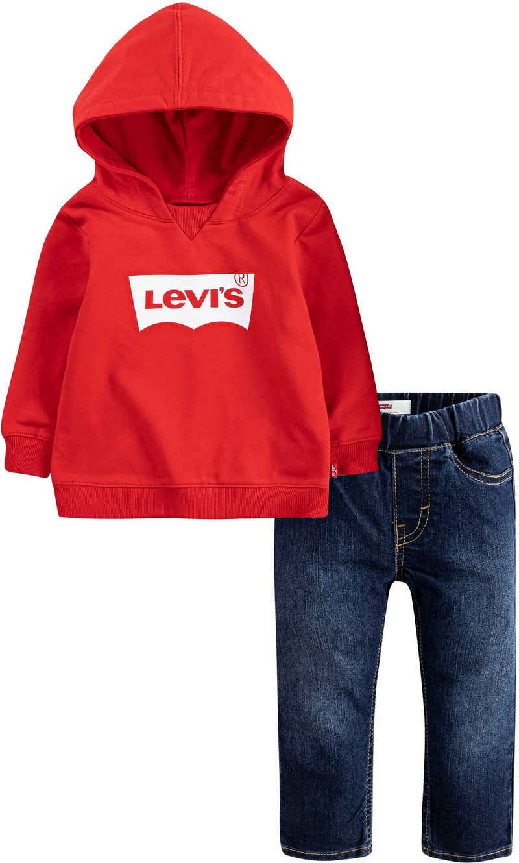 Levi's Kidswear Shirt & Hose (Set, 2-tlg)
