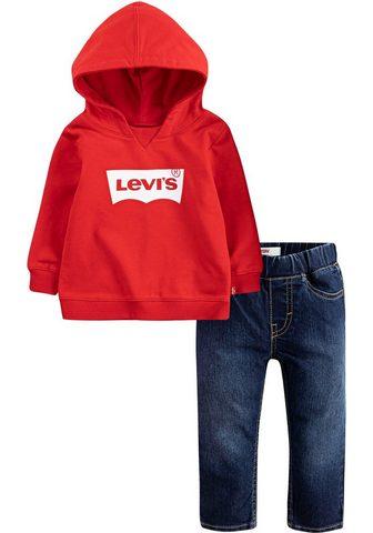 Levi's Kidswear Shirt & kelnės (Set 2-tlg)