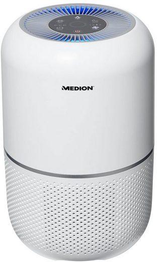Medion® Luftreiniger MD 19778, für 34 m² Räume, HEPA FILTER (H13)